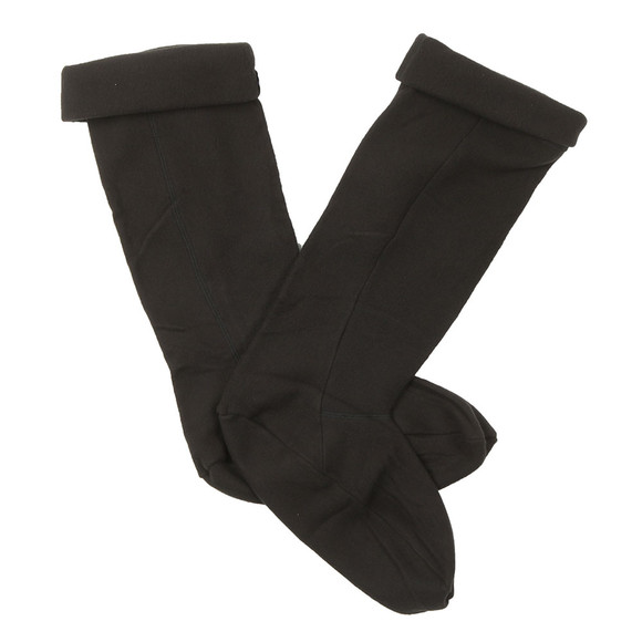 Barbour Lifestyle Mens Black Fleece Sock main image