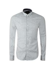 Scotch & Soda Mens White 145370 Classic Shirt