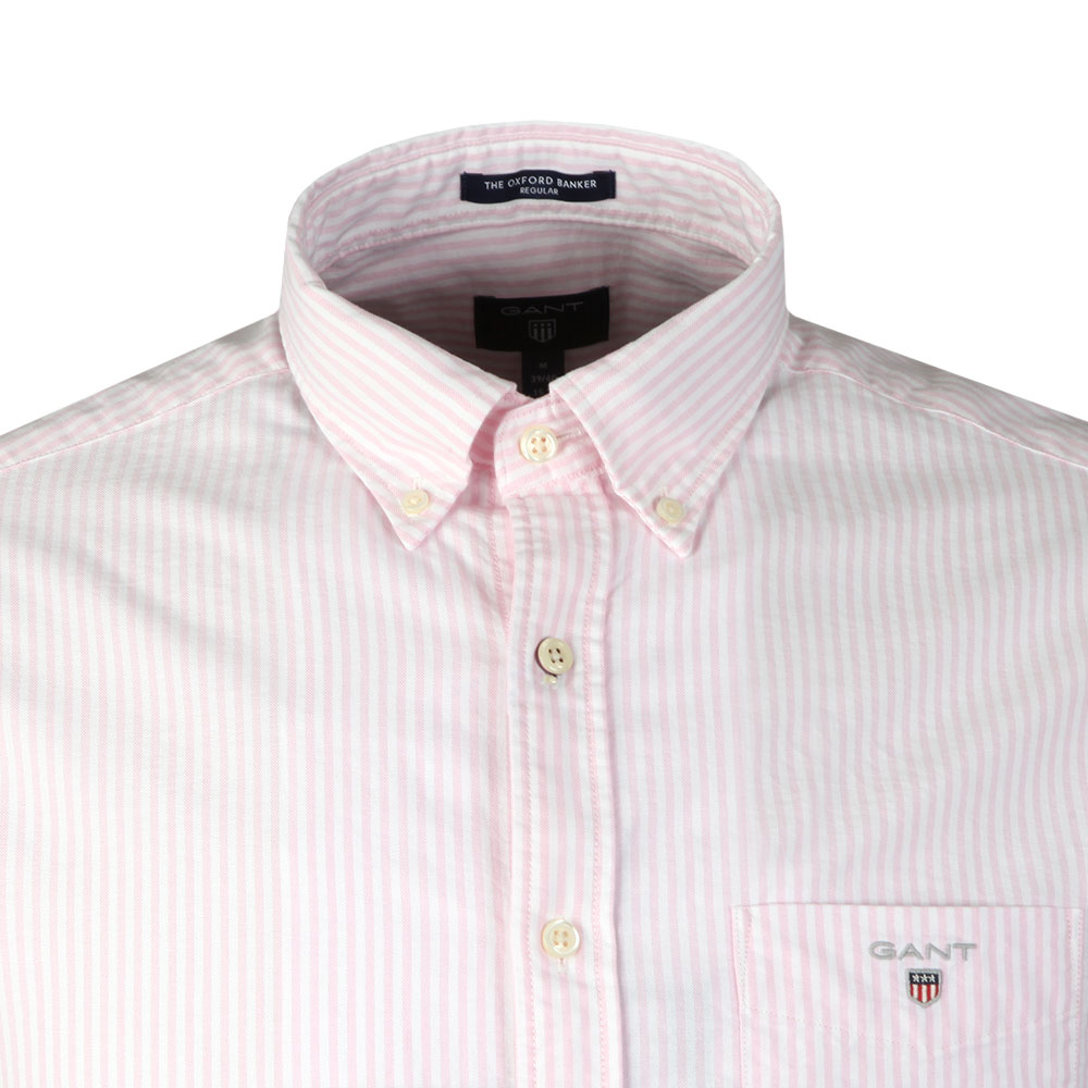 Oxford Banker LS Shirt main image