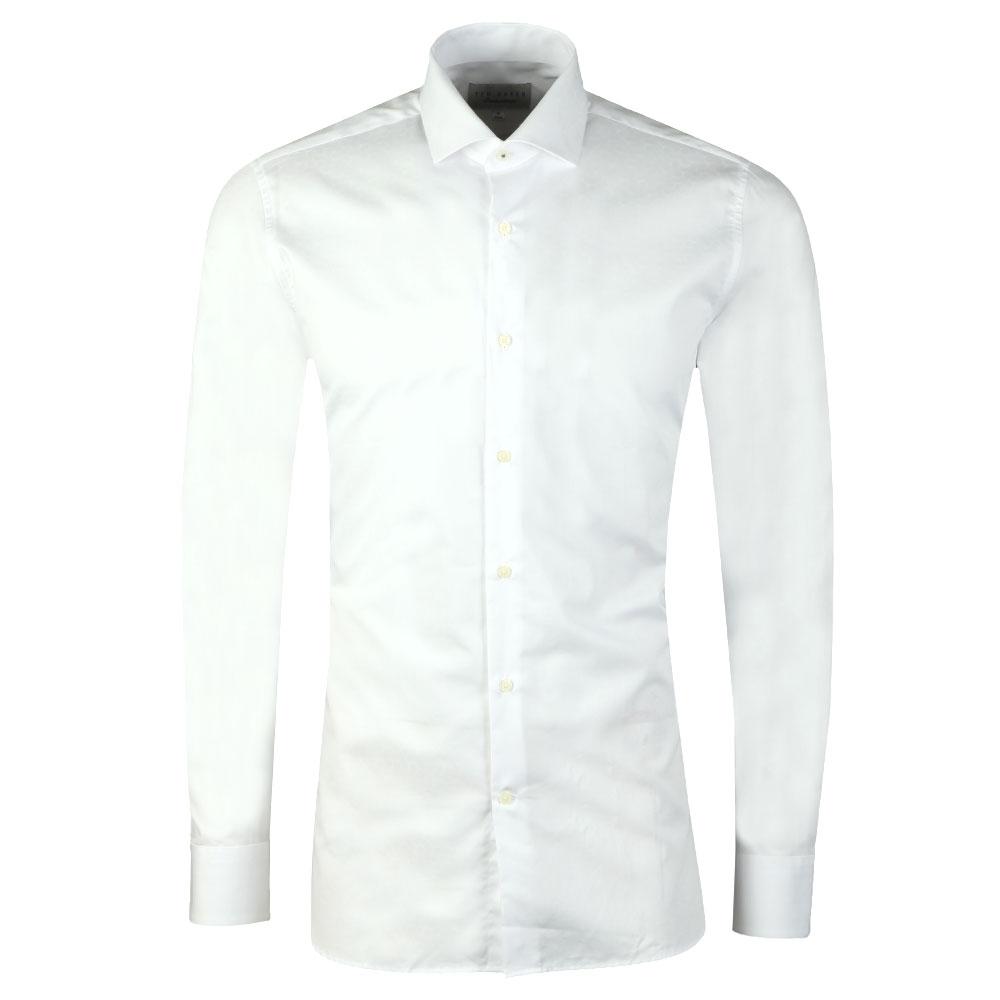 Dusks L/S Geo Jacquard Shirt main image