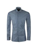 Dusks L/S Geo Jacquard Shirt