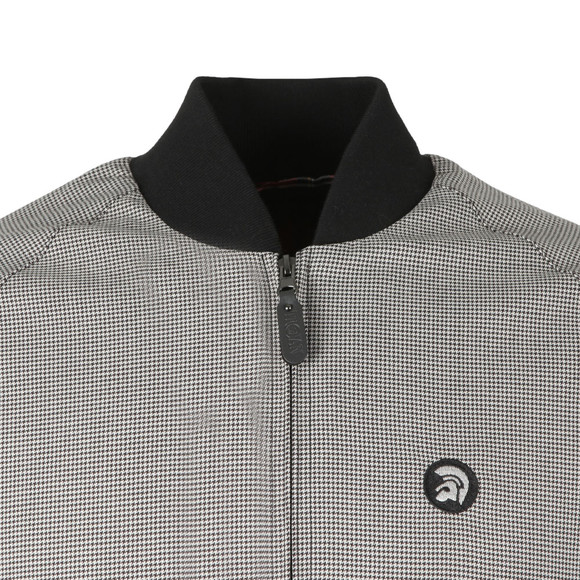 Trojan Mens Grey Bomber Jacket main image