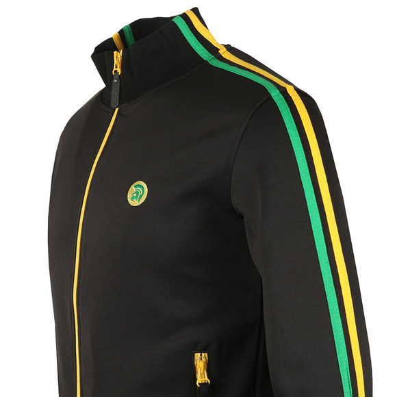 Trojan Mens Black Track Jacket main image