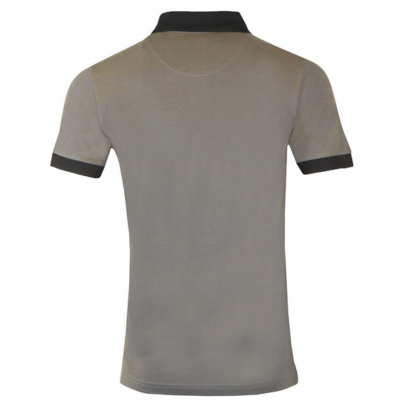 Ska & Soul Mens Grey Two Tone Polo main image