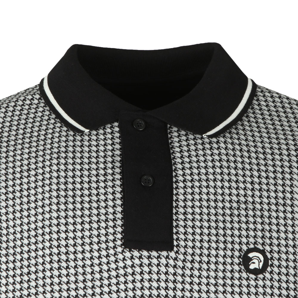 Houndstooth Polo main image