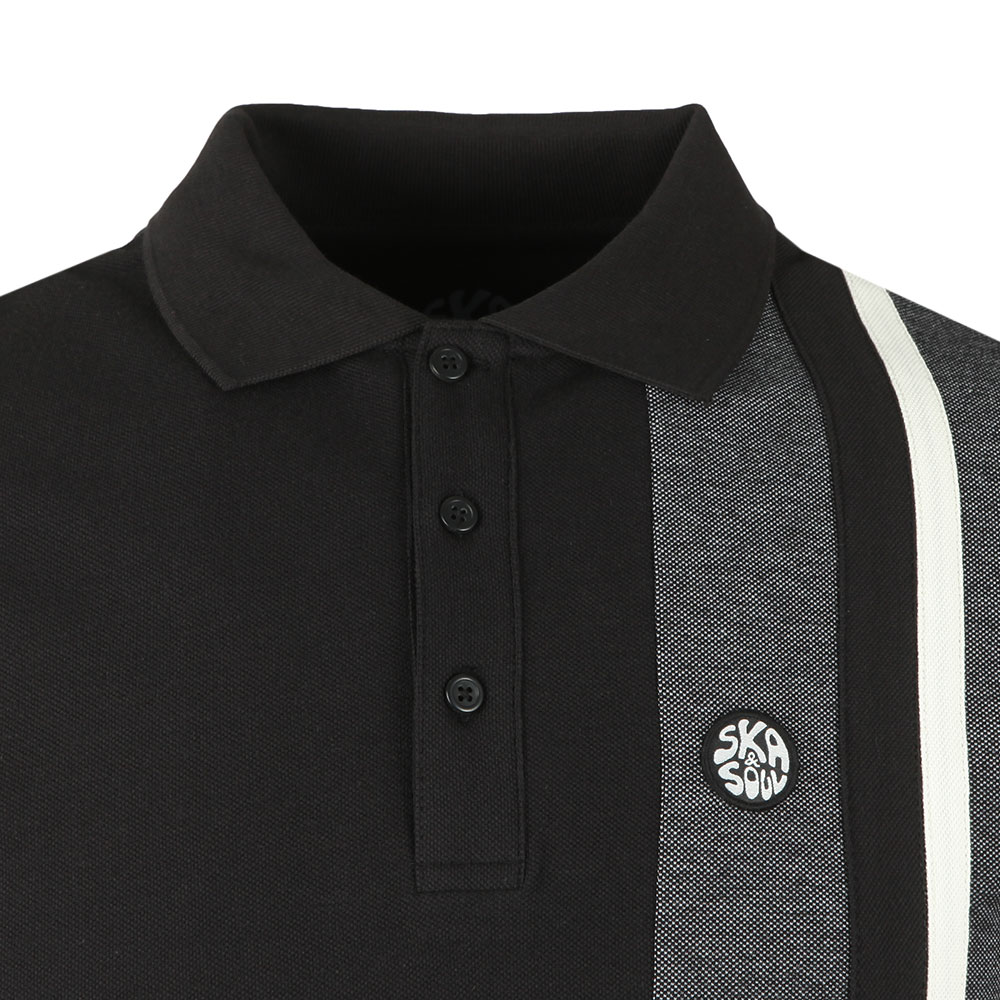 Stripe Polo main image