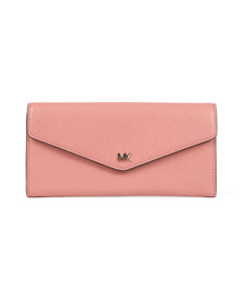 Michael Kors Womens Pink Large Chain  Envelope Purse