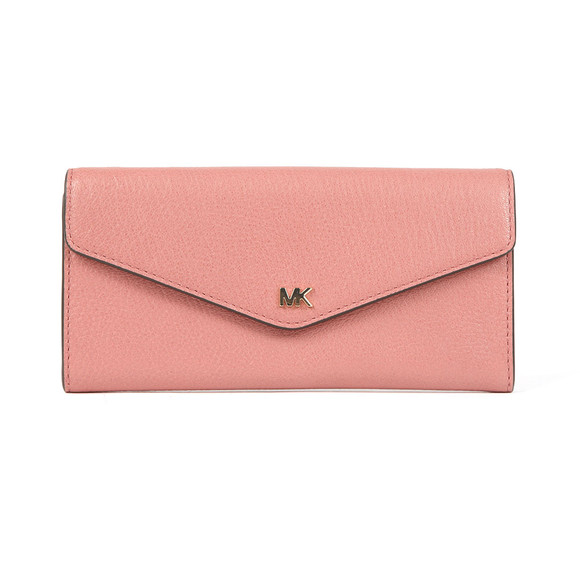 Michael Kors Womens Pink Large Chain  Envelope Purse main image