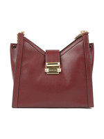 Whitney Small Chain Shoulder Tote Bag