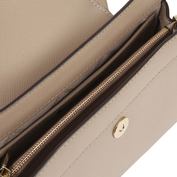 Michael Kors Womens Beige Large Crossbody Clutch  main image