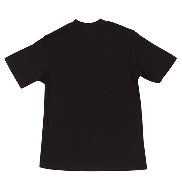 Diesel Boys Black Tentil Over T Shirt main image