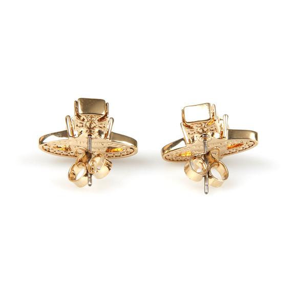 Vivienne Westwood Womens Gold Ariella Earrings main image