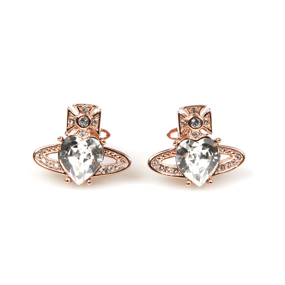 Vivienne Westwood Womens Pink Ariella Earrings