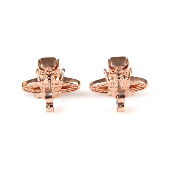 Vivienne Westwood Womens Pink Ariella Earrings main image