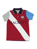 Sash Badge Polo Shirt