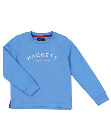 Hackett Boys Blue Mr Class Sweatshirt
