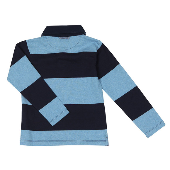 Gant Boys Blue The Original Barstripe Heavy Rugger main image