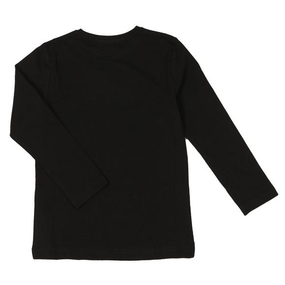 BOSS Bodywear Boys Black Boys J25D14 Long Sleeve T Shirt main image