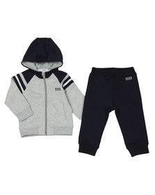 BOSS Baby Boys Grey Baby J08030 Track Suit