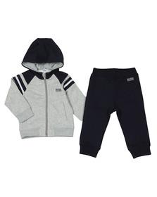 BOSS Bodywear Boys Grey Baby J08030 Track Suit