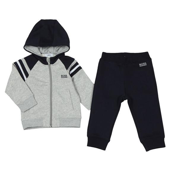 BOSS Baby Boys Grey Baby J08030 Track Suit main image