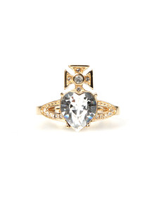 Vivienne Westwood Womens Gold Ariella Ring