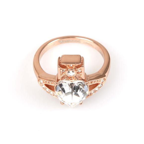 Vivienne Westwood Womens Pink Ariella Ring main image