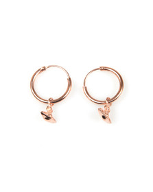 Vivienne Westwood Womens Pink Nina Earring