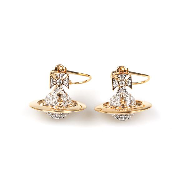 Vivienne Westwood Womens Gold Lena Orb Earring main image