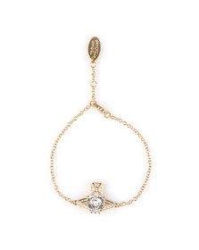 Vivienne Westwood Womens Gold Ariella Bracelet
