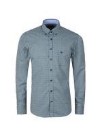 Winter Fond Check LS Shirt