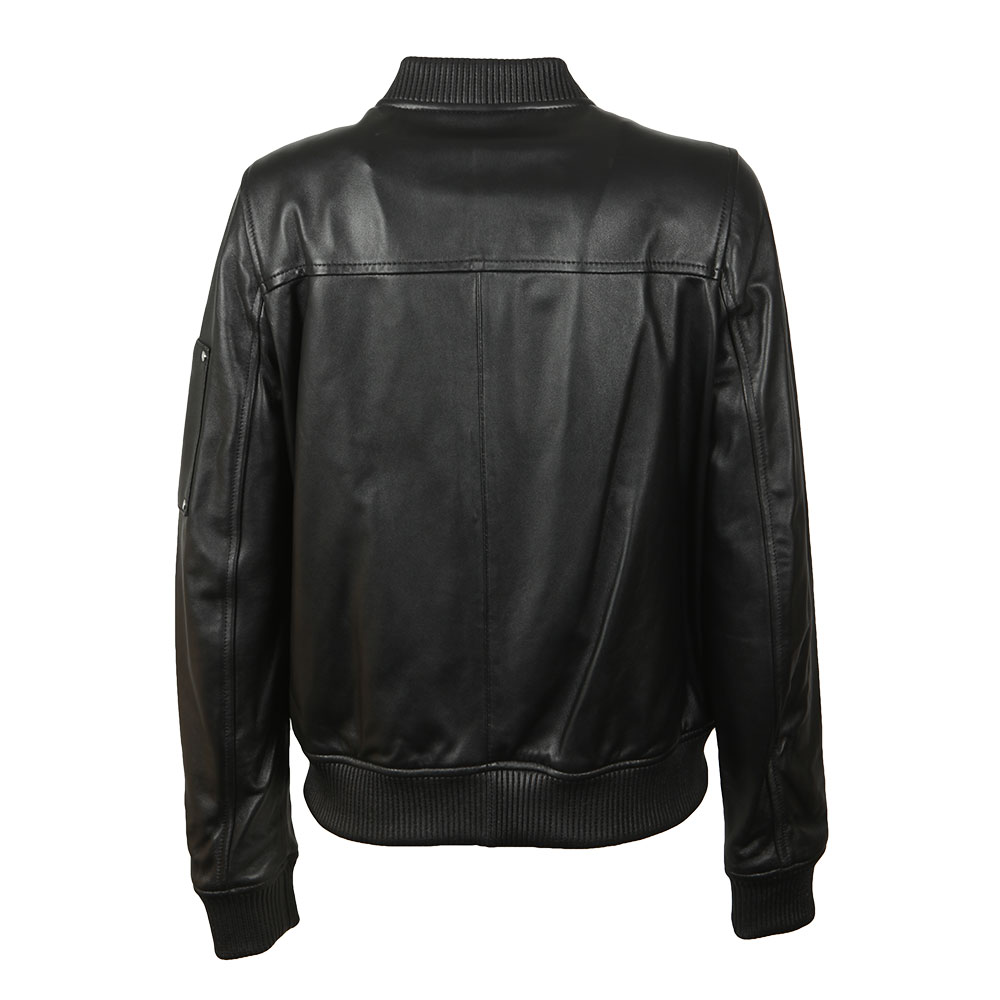 Leather Bomber main image