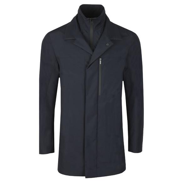 HUGO Mens Blue Barelto1911 Jacket main image