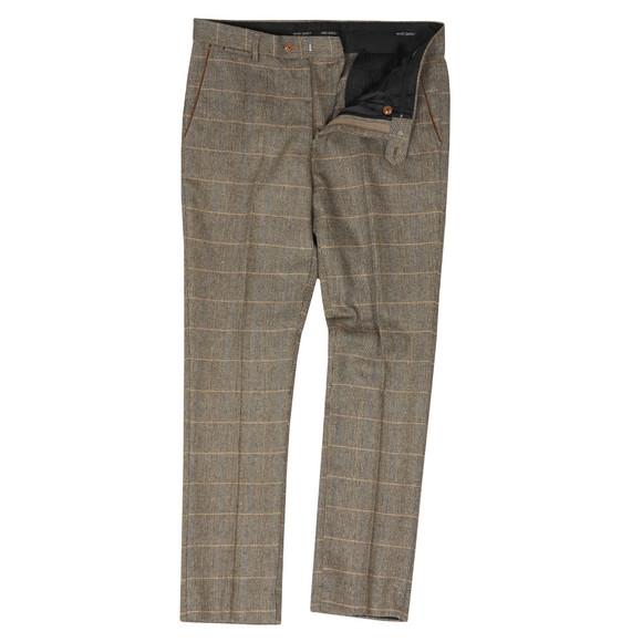 Marc Darcy Mens Brown DX7 Trouser