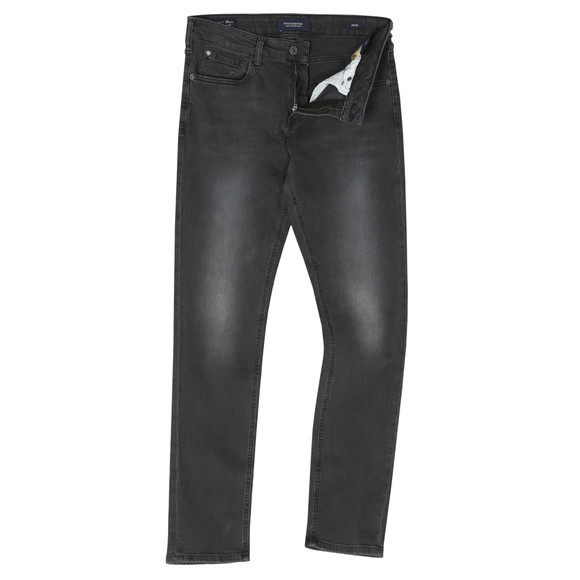 Scotch & Soda Mens Black Skim Jean  main image