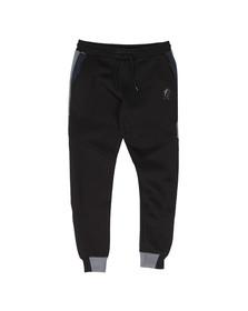 Gym King Mens Black Lombardi Sweatpants