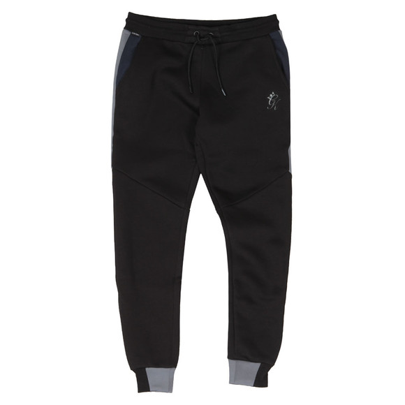 Gym King Mens Black Lombardi Sweatpants main image