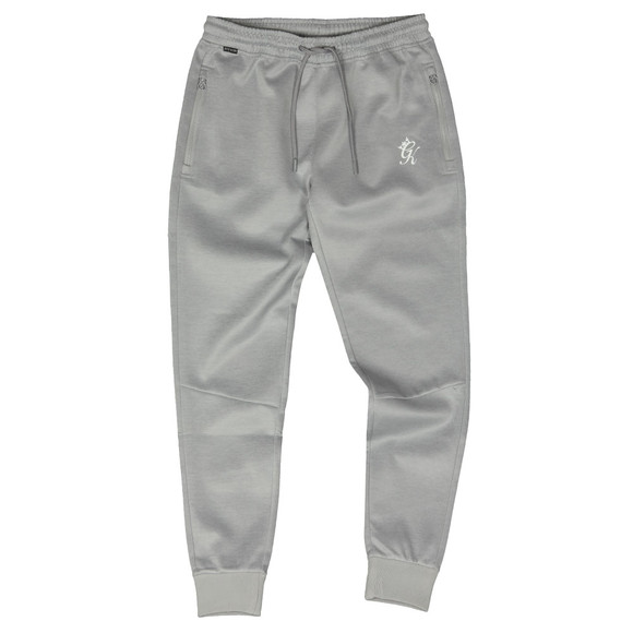 Gym King Mens Grey Capo Poly Jogger main image