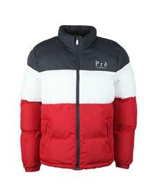 Pre London Mens Multicoloured Byron Puffer Jacket