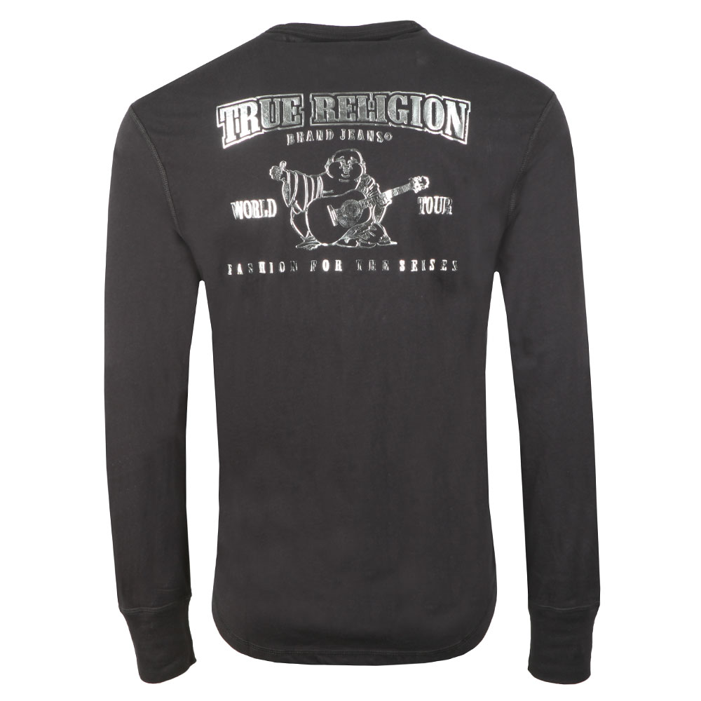 Core Metallic Long Sleeve T Shirt main image