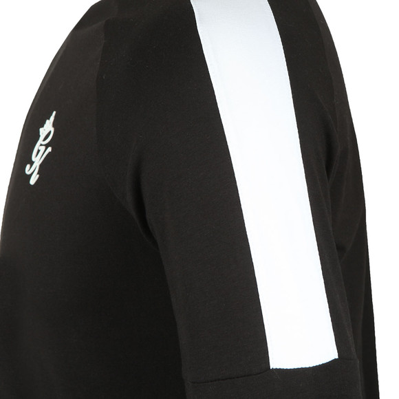 Gym King Mens Black L/S Core Plus Tee main image