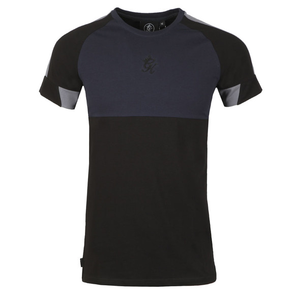 Gym King Mens Black S/S Lombardi Tee main image