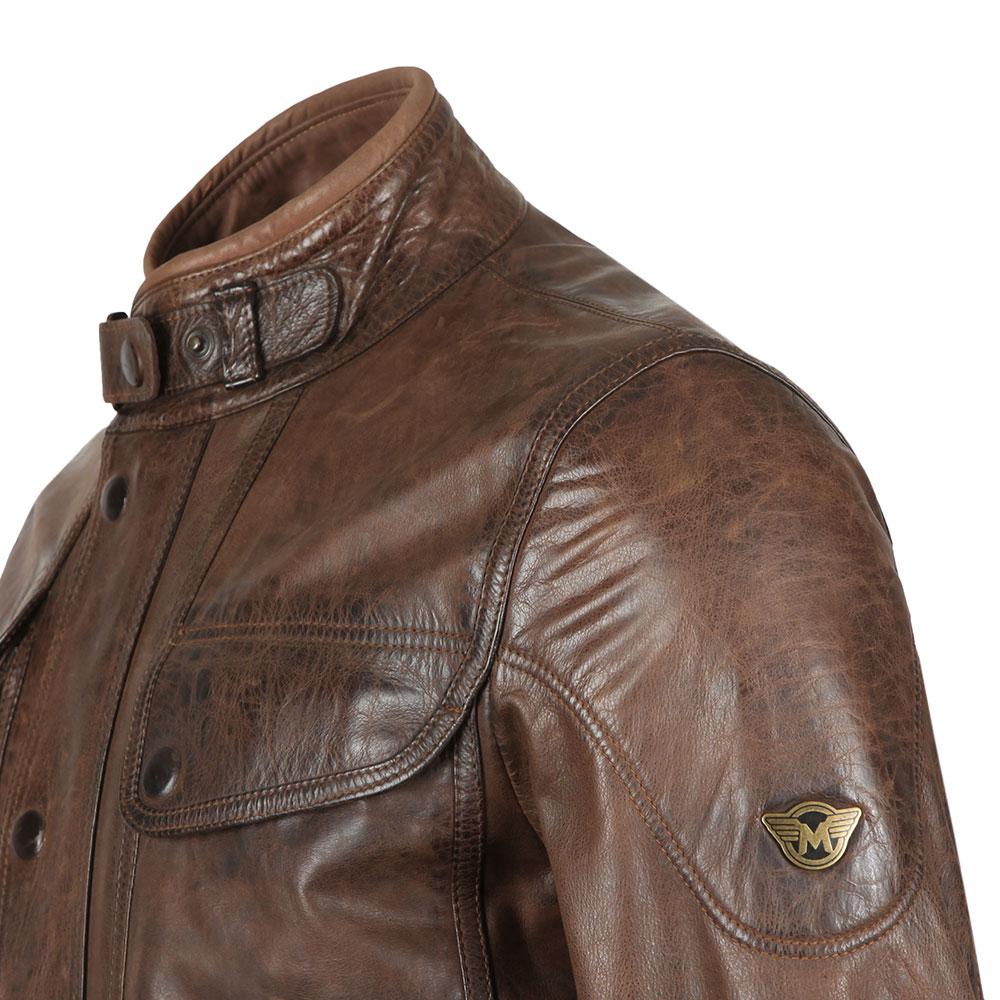 Kensington Leather Jacket main image