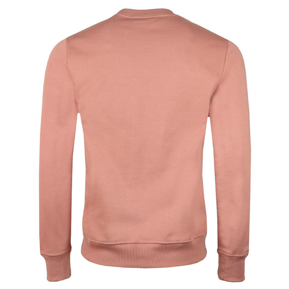 PS Paul Smith Mens Pink Zebra Sweatshirt main image