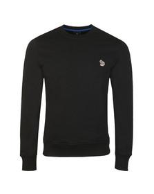 PS Paul Smith Mens Black Zebra Sweatshirt