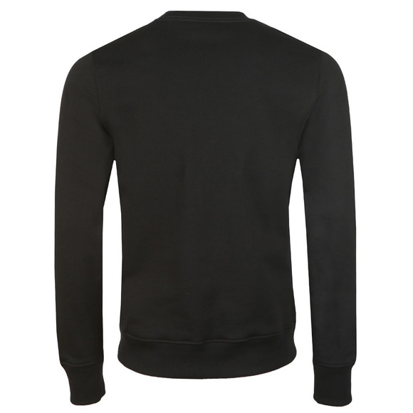 PS Paul Smith Mens Black Zebra Sweatshirt main image