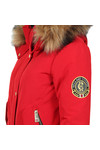 Holland Cooper Womens Red Cortina Bomber