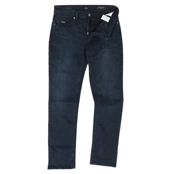 BOSS Mens Blue Casual Delaware Jean main image