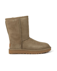 Ugg Womens Brown Classic Short II Boot