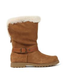 Ugg Girls Brown Nessa Boot